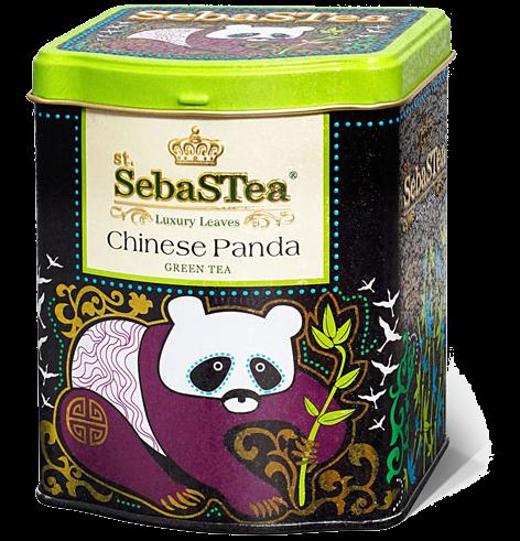 Chinese Panda (Китайская панда) - зеленый - gift packs ...