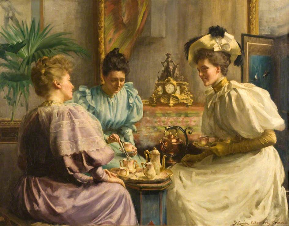Maria S Vintage Tea Room